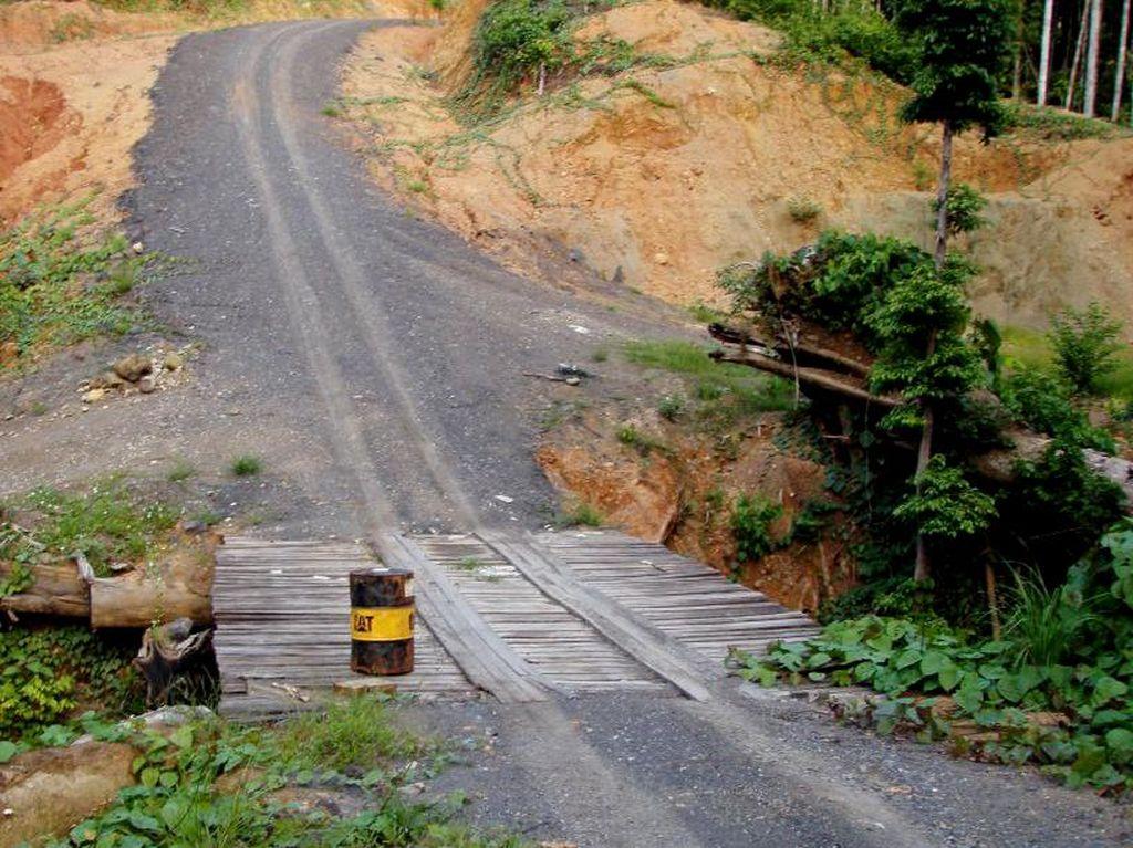 Bangun Infrastruktur Papua, Jokowi Ingin Turunkan Harga-harga