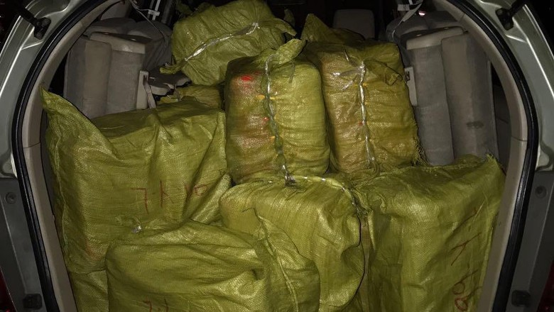 Polisi Gagalkan Penyelundupan 1 Ton Sabu dari China