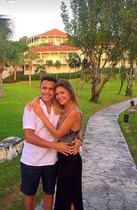 Perkenalkan Pacar Baru Alexis Sanchez, Mayte Rodriguez