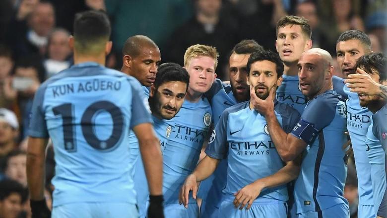 Guendogan: City Harus Juara