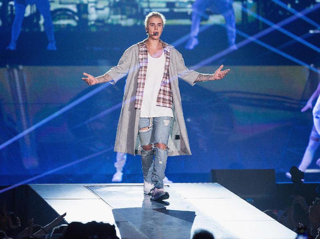 Ingin Bahagiakan Penggemar, Justin Bieber Siapkan Album Baru