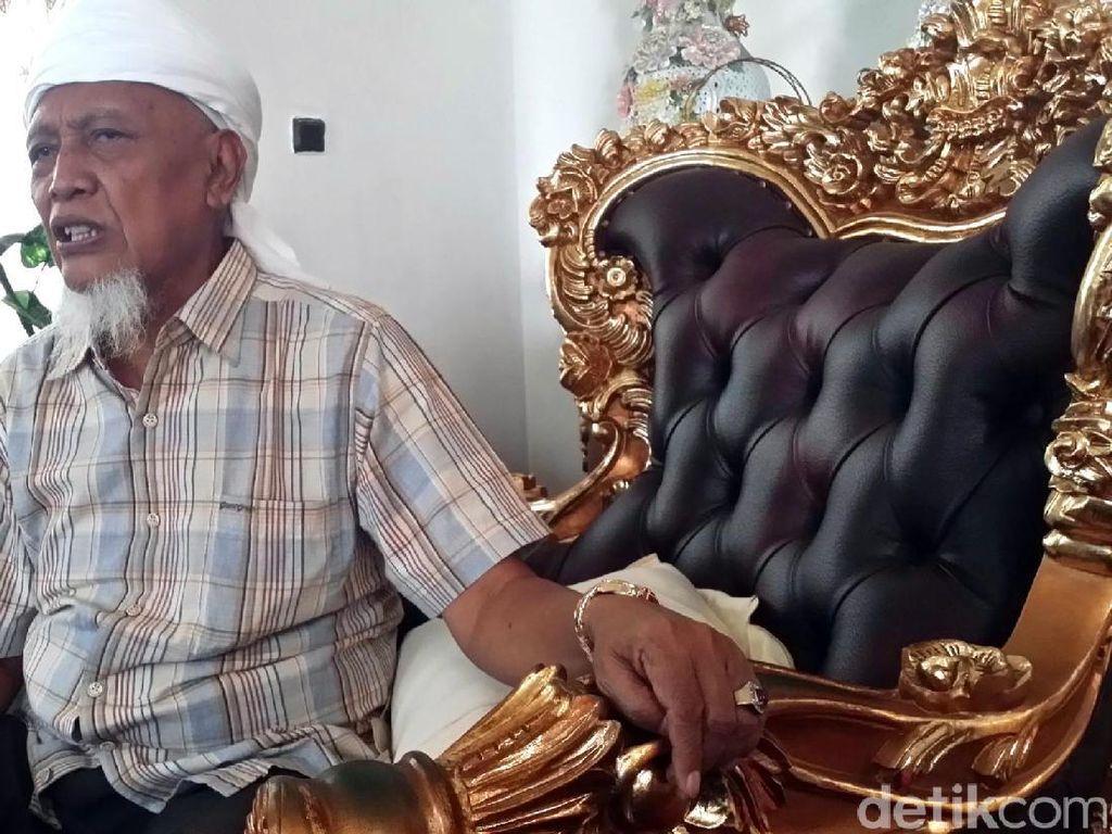 Rekam Jejak Chep Hermawan, Ketua GARIS yang Pinjamkan Mobil ke Prabowo