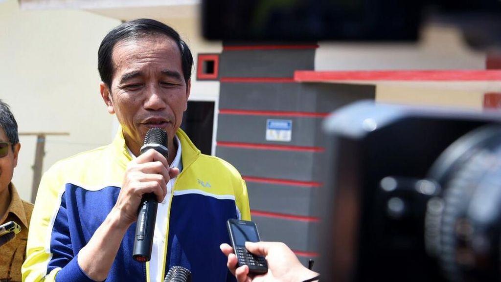 Jokowi: Saya Setuju Pendidikan Karakter di Pesantren Diperkuat