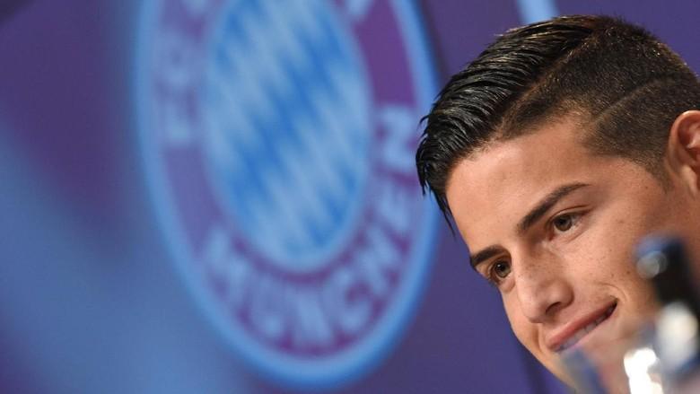 James: Pintu ke Madrid Masih Terbuka
