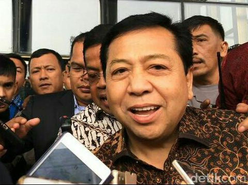 Lanjutan Praperadilan Vs KPK, Novanto akan Datangkan Ahli Hukum