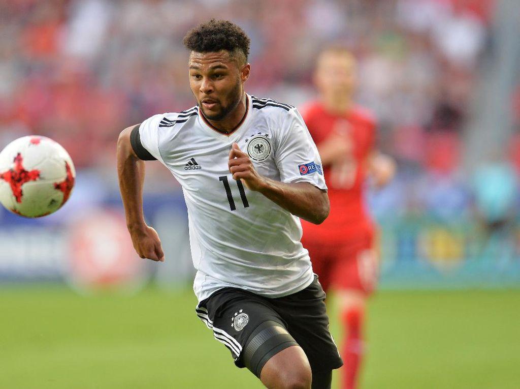 Bayern Pinjamkan Gnabry ke Hoffenheim