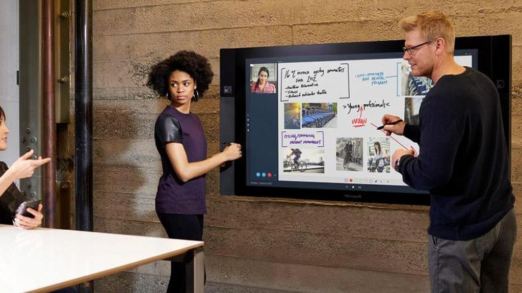 Microsoft Tutup Pabrik Surface Hub