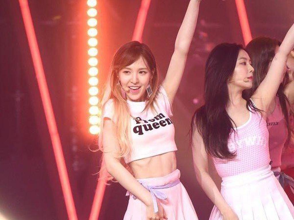 Wendy Jatuh Hingga Patah Tulang, Begini Nasib Promosi Red Velvet