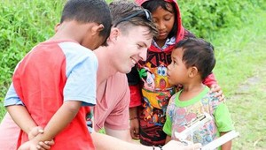 Kisah Jordan Simons, Ini Bukti Traveling Bisa Bikin Hidup Lebih Baik