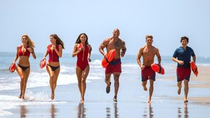 Baywatch Film <i>Action-Comedy</i> Berating R