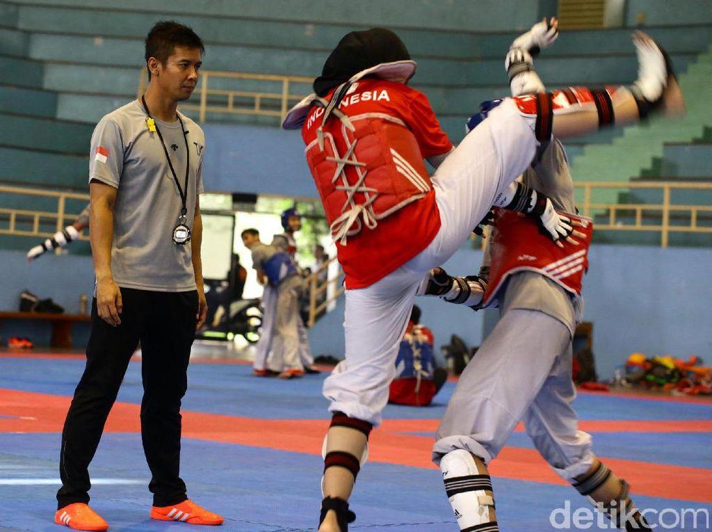 Bea dan Cukai Bantah Peralatan Tanding Pelatnas Taekwondo Tertahan