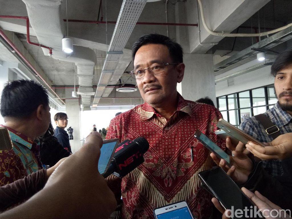 Irjen Idham Azis Jabat Kapolda Metro, Djarot Harap DKI Lebih Aman
