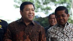 Novanto Didatangi KPK, Keluarga: Memang Sakit, Nggak Rekayasa