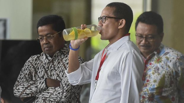 Korupsi Wisma Atlet, Nazaruddin Sebut Sandiaga Uno Bos PT DGI