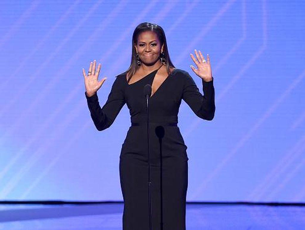 Autobiografi Michelle Obama Berjudul Becoming