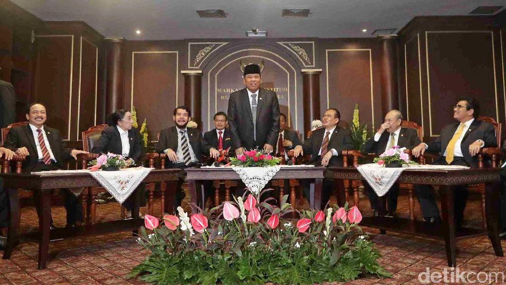 Lagi, Arief Hidayat Jadi Ketua MK