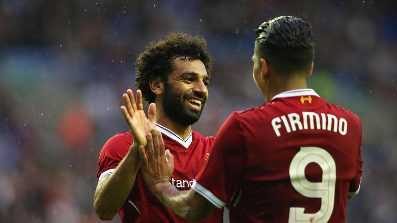 Salah Kini Main di Liverpool, Dulu Mainkan Liverpool di PlayStation