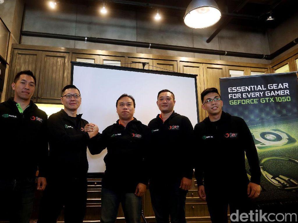 Nvidia Boyong Game Center Kelas Dunia ke Indonesia