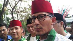 Iriawan Diganti, Sandiaga: Terima Kasih Sudah Kawal Pilkada