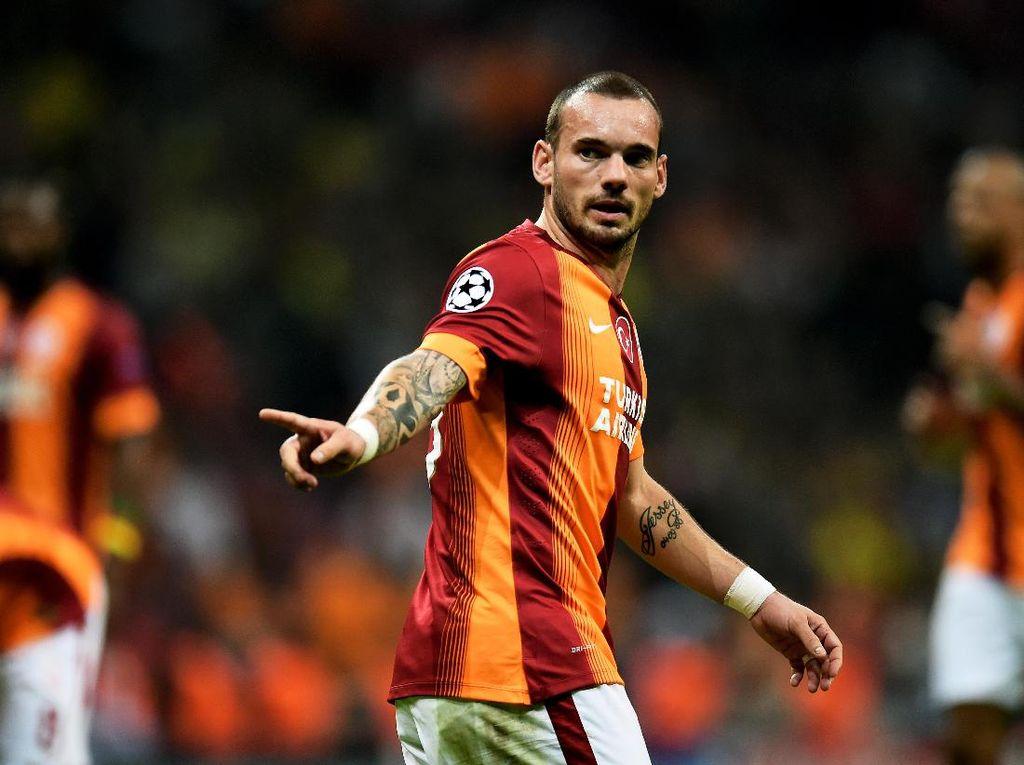 Galatasaray Lepas Sneijder