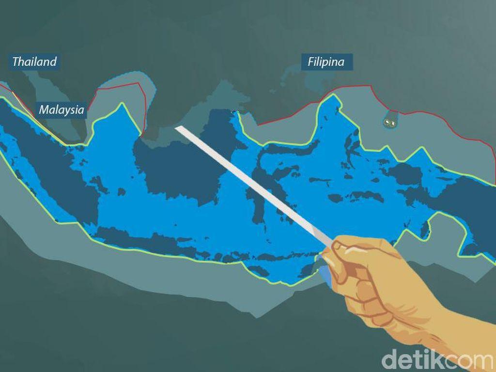 Pakai Satu Peta, Jokowi Cegah Pembangunan Infrastruktur Tabrakan