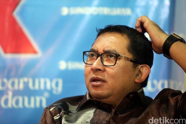 Fadli Zon Bantah Prabowo Lobi Jokowi: Rommy Jangan Sok Tahu