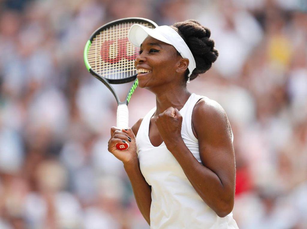 Peluang Venus Lampaui Rekor Serena