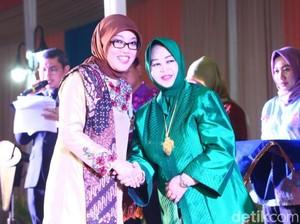 Istri Bupati Pasuruan Raih Penghargaan Manggala Karya Kencana