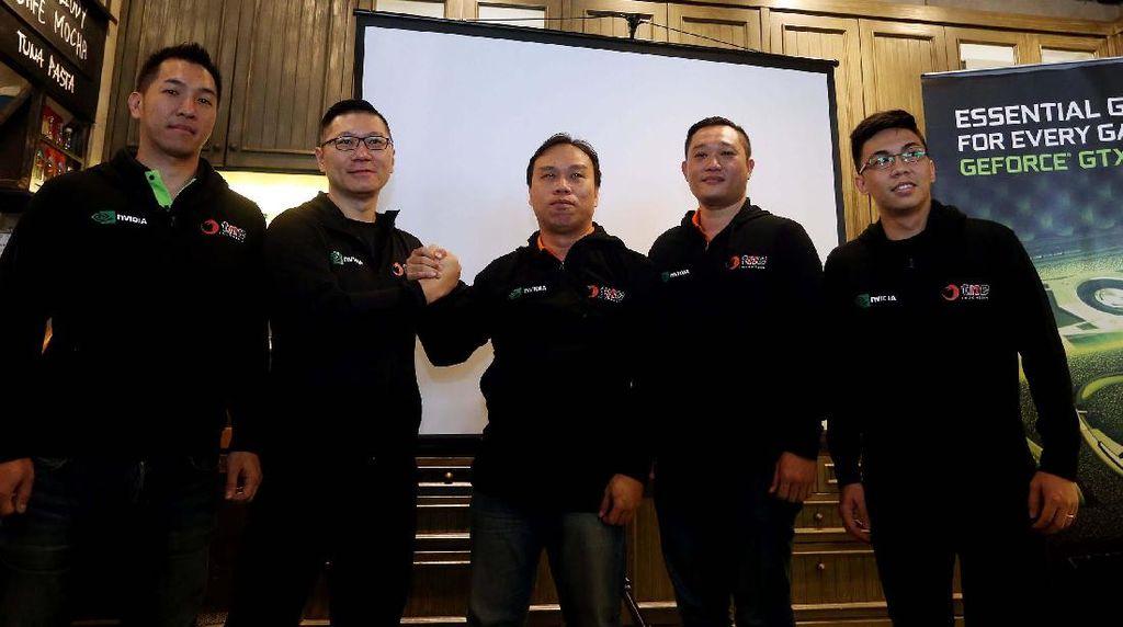 Nvidia Bawa Cyber Cafe Standar Internasional ke Indonesia
