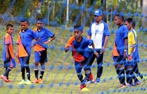 16 Tim Latihan Bersama Jelang Final Danone Cup 2017