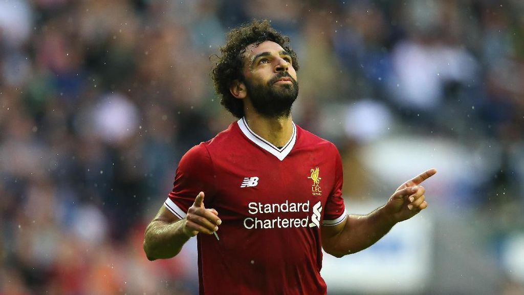 Melihat Debut Salah di Liverpool