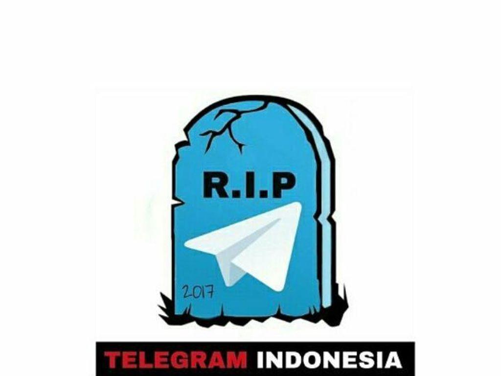 Telegram Diblokir, Meme Curhat Netizen Bertebaran
