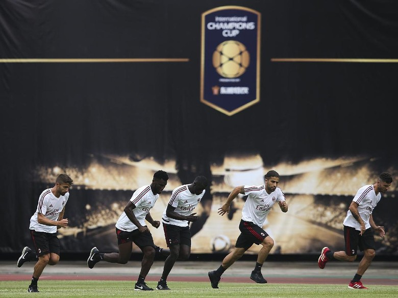 Misi Milan Kembali Jadi Klub Hebat