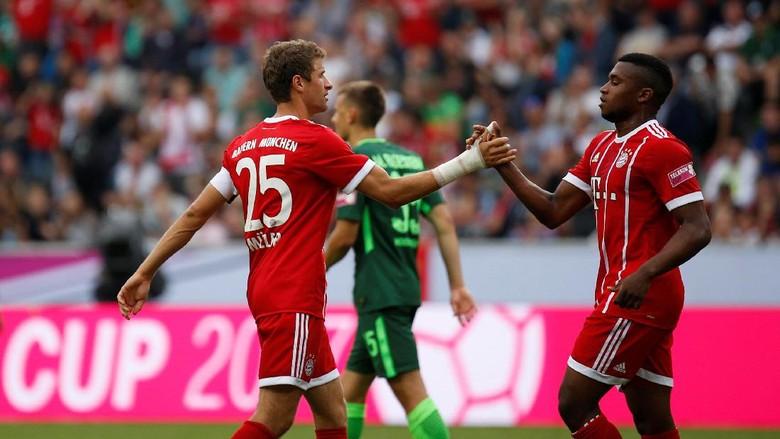 Bayern Menangi Turnamen Pramusim, Telekom Cup