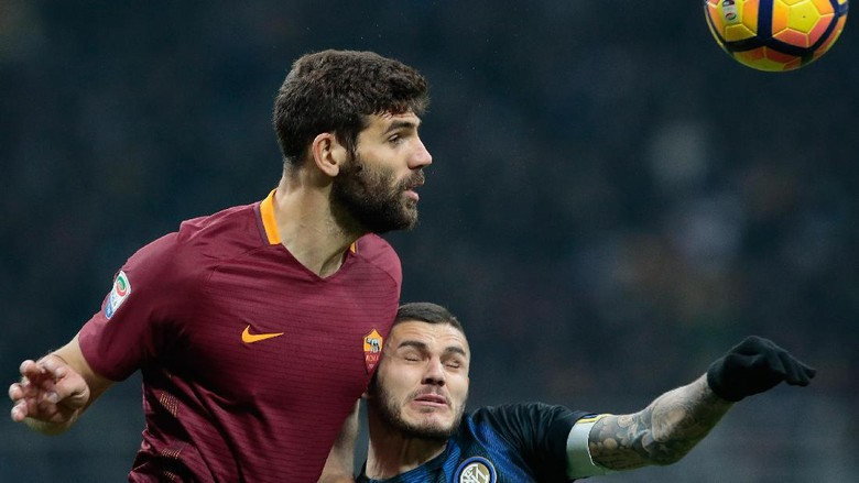 Roma Permanenkan Fazio dari Spurs