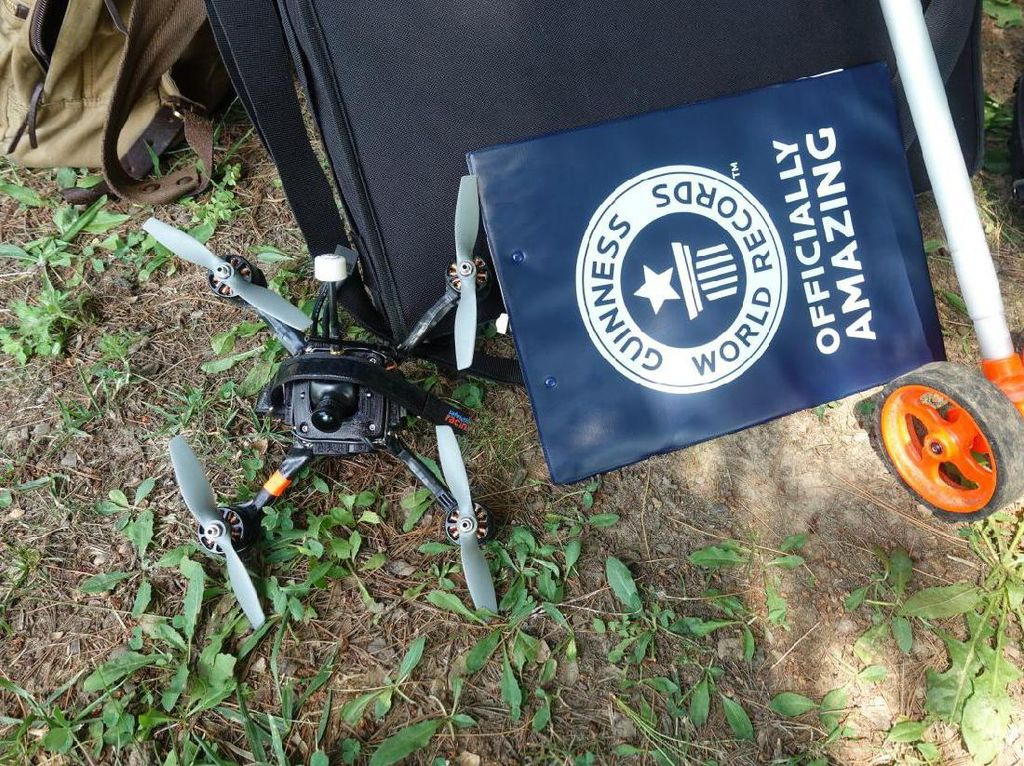 Ini Drone Paling Kencang Sedunia