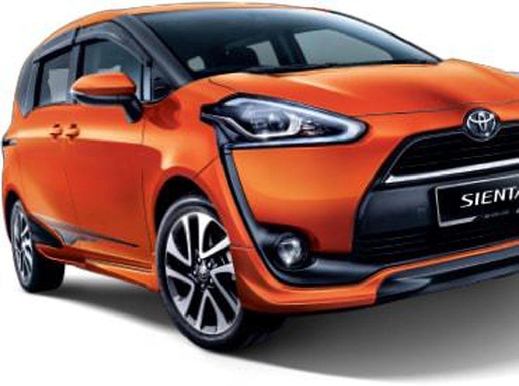 Toyota Percantik Sienta di Malaysia dengan Aksesoris Ini