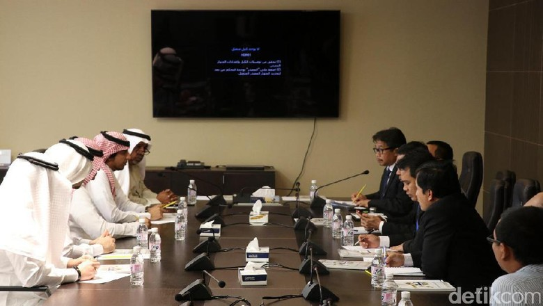 Arab Tawarkan Ruang Pameran 10.000 Meter Persegi ke Pengusaha RI