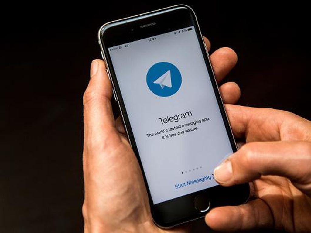 Selain Rusia, Telegram Juga Diberantas di Negara Ini