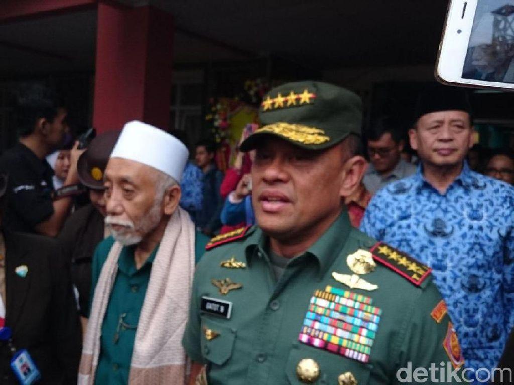 Ini Alasan Panglima TNI Gelar Gerakan 171717