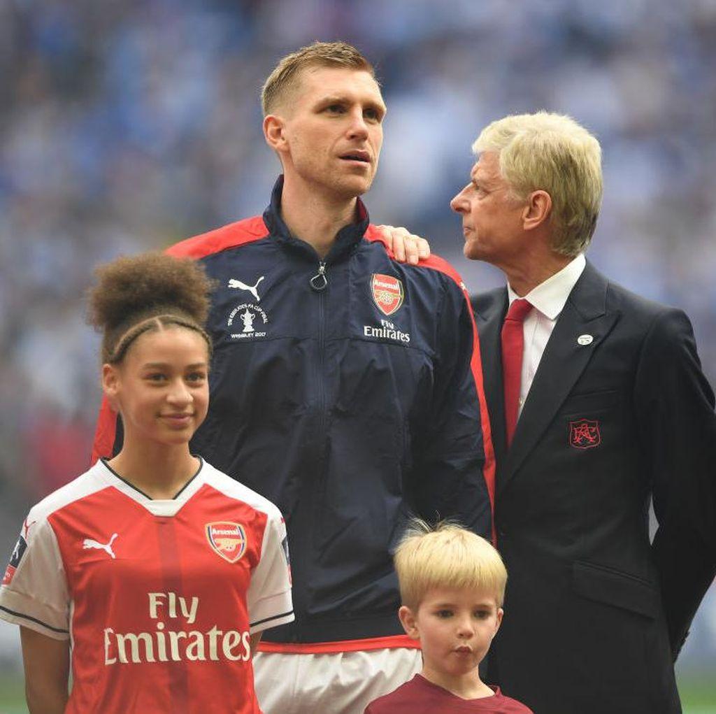 Wenger Umumkan Mundur, Begini Reaksi Pemain Arsenal