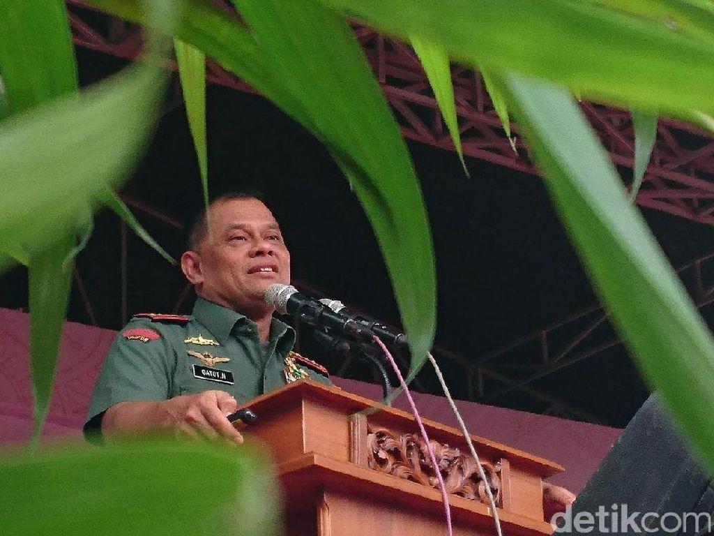 Panglima TNI: Indonesia Tetap Utuh karena Ada Pancasila