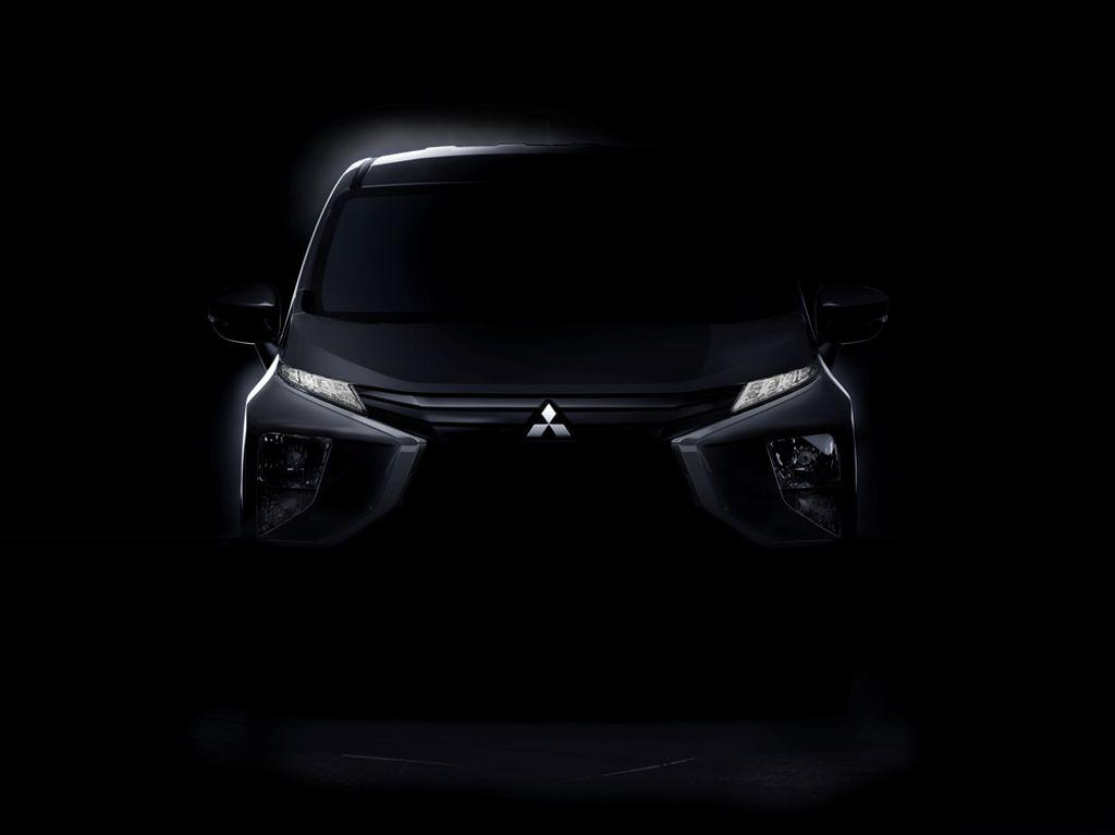 Ini Model Produksi MPV Milik Mitsubishi