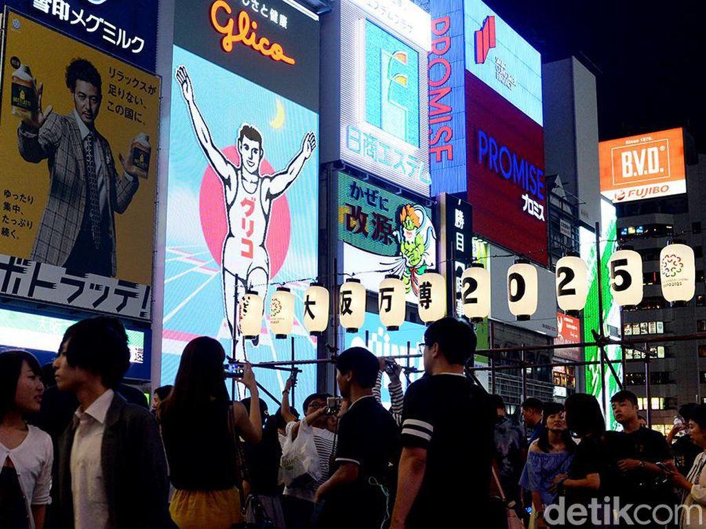 Sayonara Tax Bikin Pariwisata Jepang Makin Makmur