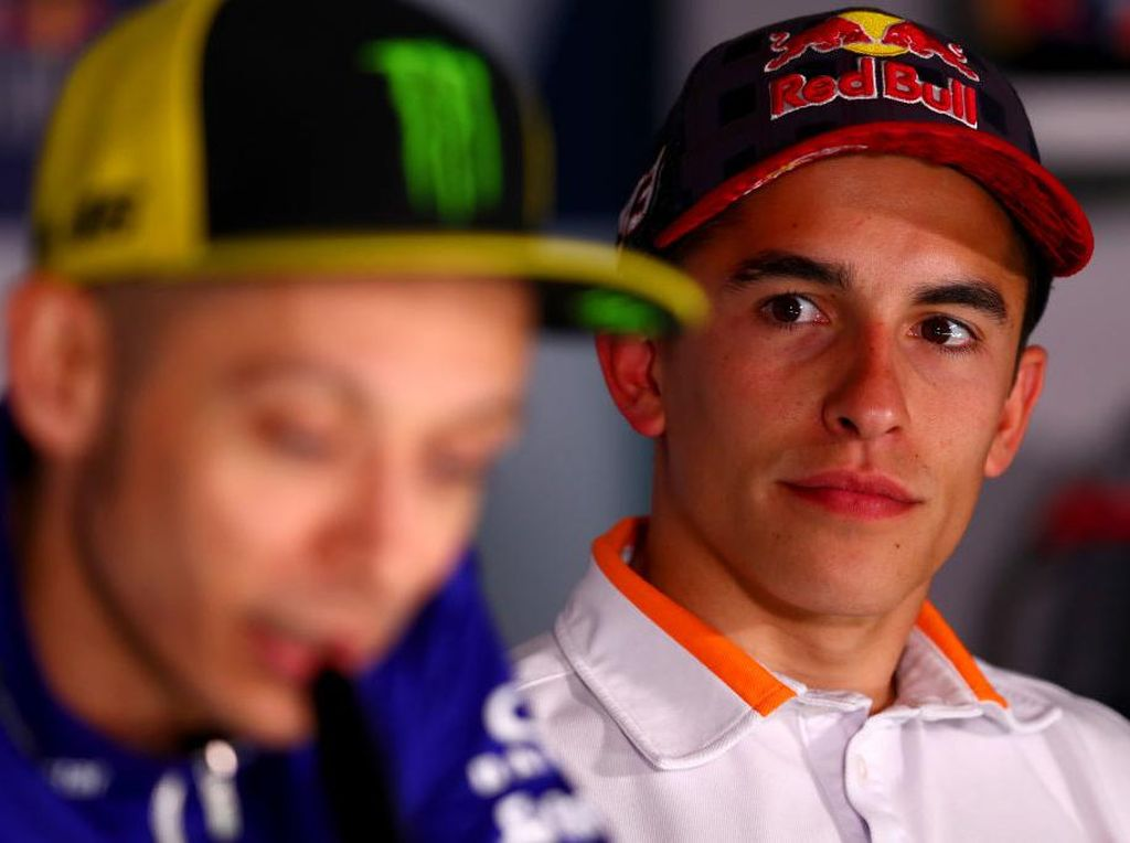 Marquez Mirip Rossi Muda, Musim Ini Akan Berjaya