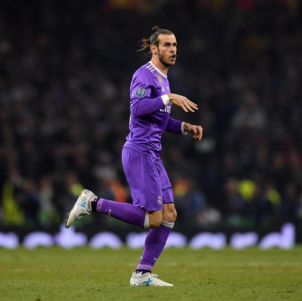 Bale: Madrid Bidik Enam Trofi Musim Depan