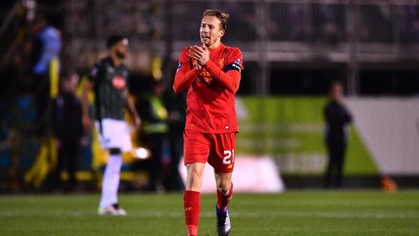 Lucas Resmi Dilepas Liverpool ke Lazio