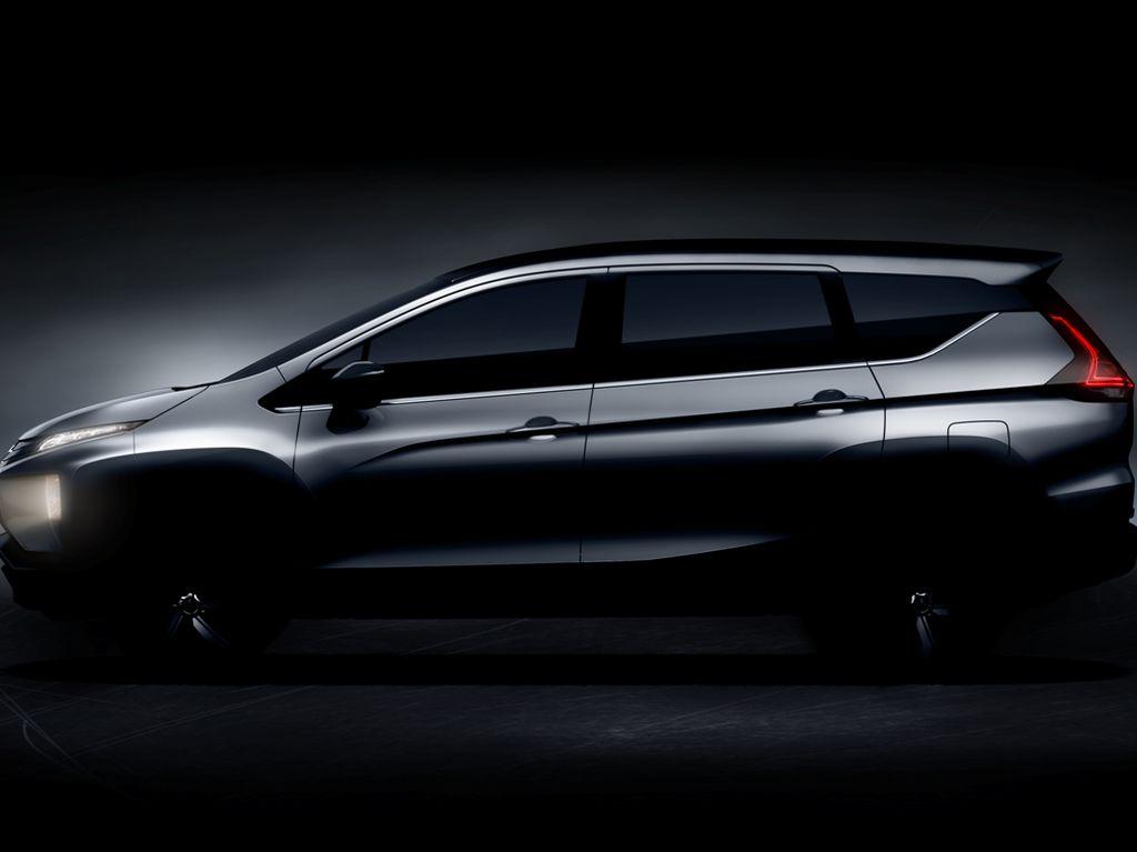Penasaran dengan Mitsubishi Small MPV? Tunggu Tampangnya Hari Ini