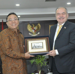 Indonesia-Rusia Sepakat Tingkatkan Kerja Sama Parlemen