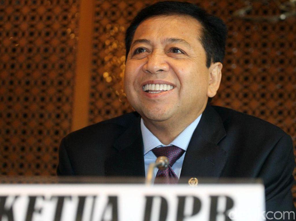 Novanto dan Mereka yang Kalahkan KPK di Praperadilan